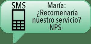 Flujos de comunicaciones automatizadas con encuestas de satisfacción y nps