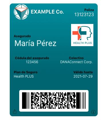 carnet digital de asegurado