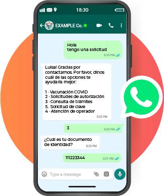 chatbot whatsapp seguros