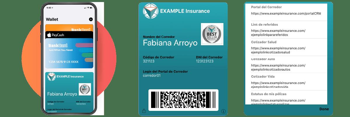 Carnet digital del corredor de segurosnbsp| ewalletcarnetcorredor